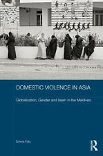 DOMESTIC VIOLENCE IN ASIA - FULU, EMMA - NEW PAPERBACK BOOK