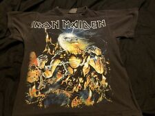 Iron Maiden live after death shirt size M