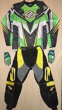 Tenue moto cross ou BMX pour enfant 12/14 ans