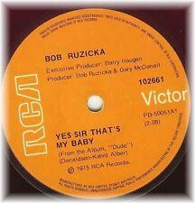 Very Good (VG) Sleeve Pop 45 RPM Speed 1970s Vinyl Records
