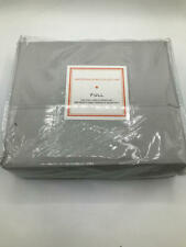 American Home Collection-Deluxe 4pc Bed Sheet Set of Microfiber (Full)  ( GRAY )