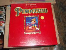 Pinocchio Box Set Laserdisc Deluxe CAV Edition LD