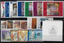 2003 Vaticano Annata completa NO bf 2003 MNH