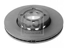2x Bremsscheibe für Bremsanlage Vorderachse FEBI BILSTEIN 10914