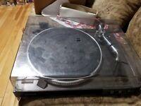Vintage Technics Sl-BD20D Turntable very nice shape