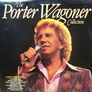 "Porter Wagoner(2x12"" Vinyl LP Gatefold)The Collection-Premier-PPD 2005-UK-VG+/VG"