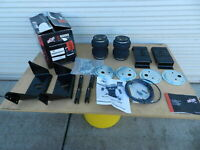 Air Lift 57215 Suspension Leveling Kit-4WD Rear