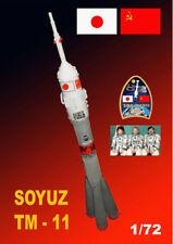 MACH 2 1/72 Soyouz (Japon) TM-11 # L019