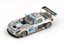 1:43 Mercedes SLS n°86 Spa 2014 1/43 • SPARK SB075