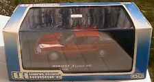 "Uh Renault Alpine V6 Turbo ""mille Miles"" Edition Rouge 1/43 1681"