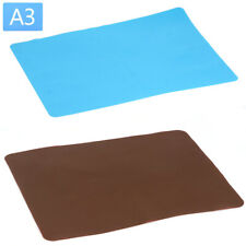 2Pcs Silicone Extra Large Thick Baking Sheet/Work Mat/Pastry