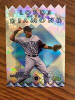 1998 Topps Lords of the Diamond Insert #LD7 Alex Rodriguez Seattle Mariners NrMt