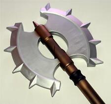 "Medieval Fantasy Viking Barbarian Norseman 31"" Practice Larp Sca Latex Axe New"