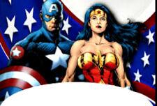 20   water slide  decals  Captain American wonder woman Diy  Trending French tip