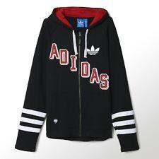 Adidas Originals de rentrée Long-Line Sweat à capuche noir B22227 Large