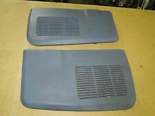 94 95 96 Chevy Impala SS blue Speaker Grille Grill Covers 1994 1995 1996 Caprice