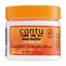 Cantu Shea Butter Natural Hair Coconut Curling Cream 2 oz