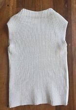 Country Road sleeveless jumper / top - size XS, fits 6, 8 & 10