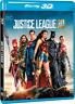 JUSTICE LEAGUE 3D (BLU-RAY DISC 3D) Gal Gadot, Robin Wright, Amy Adams