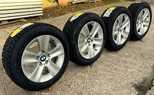 BMW 17 Zoll Winterräder Felgen 5x120 5er F10 F11 6er F12 F13 Winter Reifen NEU ◄