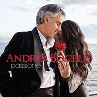Andrea Bocelli - Passione - 2015 (NEW CD)