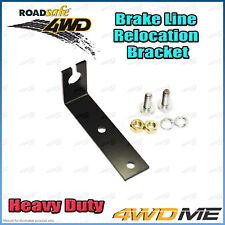 Isuzu Dmax 4WD Roadsafe Rear Brake Line Relocation Kit for Raised Lifted Dmax