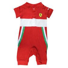 Magliette, maglie e camicie rossi PUMA con girocollo per bambini dai 2 ai 16 anni