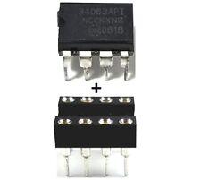 10PCS ON Semiconductor MC34063A MC34063 + Socket Buck Boost Inverting Regulator