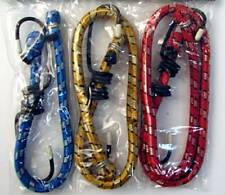 36pc Bungee Bungie Cord Tie Down Straps Set Assortment 12 each 12