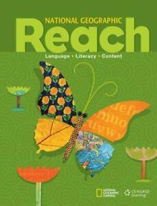 Reach for Reading, Grade 4 Ser.: Reach by Lada Kratky, Sylvia Linan Thompson, Na