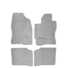 Fits Toyota Prius 04-09 Carpet Floor Mats Dark Gray Genuine Oem Pt208-47045-11(Fits : Toyota Prius)