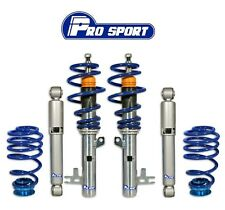 VAUXHALL ASTRA H MK5 GTC SPORT HATCH / VXR COILOVERS - SUSPENSION LOWERING KIT