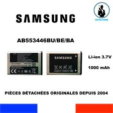 BATTERIE ORIGINE SAMSUNG OEM AB553446BU AB553446BE AB553446BC 1000mAh 3,7V NEUVE
