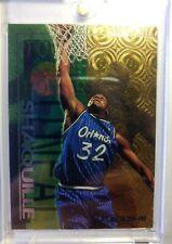 1996 95-96 Fleer Tower of Power Shaquille O'neal #6, Insert, Orlando Magic