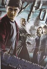 "Harry Potter & The Half Blood Príncipe"" Oscuro Secrets Revealed ""Asiática Movie"