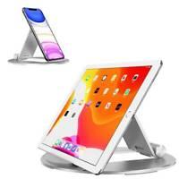 Tablet Stand Phone Stand Holder Desktop Aluminum Tablet Stand Dock Cradle