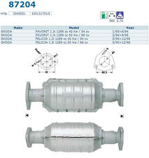 Pot catalytique Skoda Favorit 1.3i 1289cc 40Kw/54cv 1/93>6/94, Magnaflow