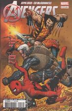 AVENGERS : X-SANCTION  N° 2 Marvel Panini COMICS Wolverine français