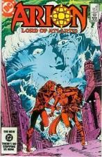 Arion, Lord of Atlantis # 18 (Jan Duursema) (USA, 1984)
