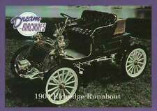 1904 Eldredge Runabout Imperial Palace C Las Vegas Car Trading Card Not Postcard