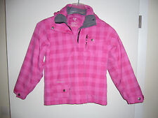 Shredz Outdoor Winter-Jacke Ski Gr 140 pink wasserdicht 5000 WP Skate Snowboard