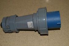 MENNEKES / HUBBELL 460P9W ME460P9W 60A 4W 250VAC  WATERTIGHT PLUG (#1)