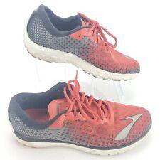 Brooks Pure Flow 5 Athletic Running Shoes Red & Grey Shuriken Size 10 Medium