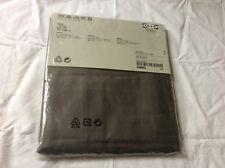 "IKEA of SWEDEN flat sheet Bedsheet GASPA TWIN 66"" X 102"" 100% cotton NIP"