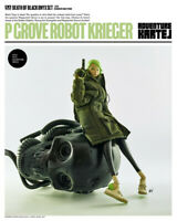 ThreeA Peppermint Grove Action Figure 3A AK Collectibles DEATH OF BLACK ONYX New