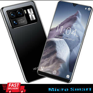 """M12 pro Global  Version 6.7 """" 16GB Ram 512GB 5G Android Smartphone HD mobile"""