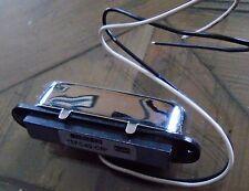 New micro ARTEC TELECASTER neck céramique - chrome - pour guitare Fender, Squier