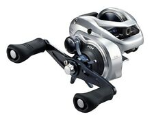 Tranx 301 A Linkshand Shimano Angelrolle Baitcaster Rolle