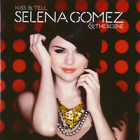 CD - Selena Gomez & The Scene - Kiss & Tell - A754
