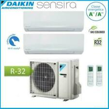 DAIKIN 2AMXF40A+FTXF25A+FTXF35A CONDIZIONATORE DUAL 9000+12000 BTU PR.WIFI A++A+